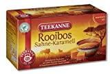 Teekanne Rooibos Sahne-Karamell 20 Beutel