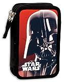 Disney Star Wars Federtasche 43 tlg. 3 Ebenen Federmappe gefüllt