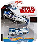 Hot Wheels Star Wars Resistance A-Wing Fighter Carships