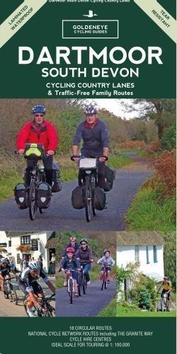 Dartmoor South Devon Cycling Country Lanes & Traffic-Free Family Routes (Goldeneye Cycling Guides) por Al Churcher
