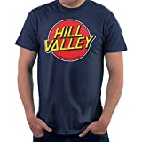 Hill Valley Hoverboards Back To The Future Men's T-Shirt