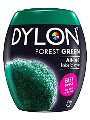 DYLON machine Dye Pod : everything £5 (or less!)