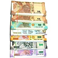 Dummy Notes for Children Fake Money Notes for Kids-Multi Color