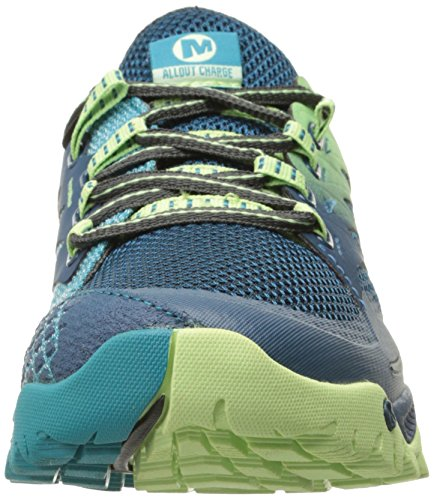 Merrell - All Out Charge, Scarpe Da Trail Running da donna Blue