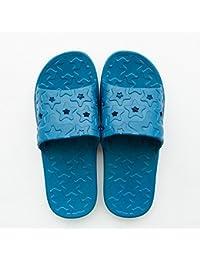 Hausschuhe MEIDUO Sandalen Home Paar Anti-Rutsch Bad Bademantel Plastic Pantoffeln Weiblich Sommer Innenhaus mit...