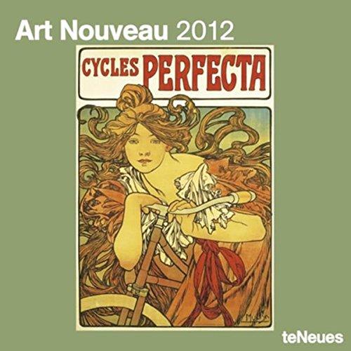 2012 Art Nouveau Grid Calendar
