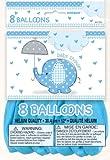 Boy Umbrellaphants latex Balloons