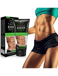 Lorenlli 170ML Efficace Puissant Hommes Femmes Muscle Plus Fort crème Anti-Cellulite  Graisse brûlante crème 4588fe0375d
