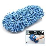DXEWSE t11861 Mikrofaser Waschschwamm Auto Reinigung Multifunktionsauto-Reinigungsbürste Reinigungswerkzeuge