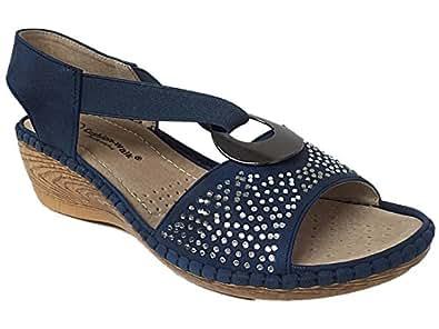 Amazon Cushion Walk Ladies Shoes