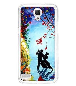 Dancing Couple 2D Hard Polycarbonate Designer Back Case Cover for Xiaomi Redmi Note :: Xiaomi Redmi Note 4G