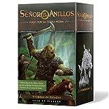 Fantasy Flight Games-El El Señor de los Anillos: Viajes por la Tierra Media - Pack de Figuras Villanos de Eriador, Color (JME04ES)