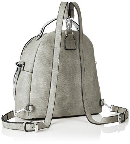 Bulaggi - Soutine Backpack, Borse a zainetto Donna Grigio (Hell Grau)