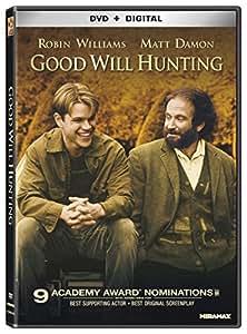 Good Will Hunting [DVD] [1997] [Region 1] [US Import] [NTSC]