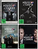 House of Cards Staffel 1-4 (16 DVDs)