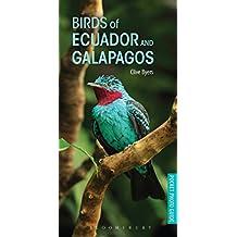 Birds of Ecuador and Galapagos (Pocket Photo Guides) (English Edition)