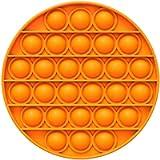 MAGIC SELECT Push Pop Bubble Sensory Fidget Toy, Giocattolo Anti Stress allevia l'ansia, Bolle di Silicone Push Pop, per…