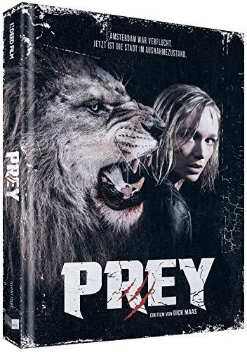 Prey - Beutejagd - 2-Disc Mediabook - Cover C - Limitiert auf 333 Stück - Uncut  (+ DVD) [Blu-ray]
