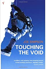 By JOE SIMPSON TOUCHING THE VOID (New Ed) Paperback