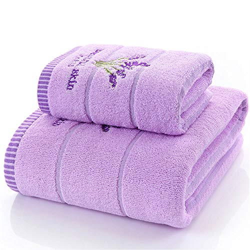 ZCF Badetuch + Handtuch - Ultraweiche extra große Waschlappen 140x70cm Schwarz - 100% Reine Ringspun-Baumwolle - Luxuriöser Rayon-Besatz - Ideal für den täglichen Gebrauch - Jedes Handtuchgewicht 10g -