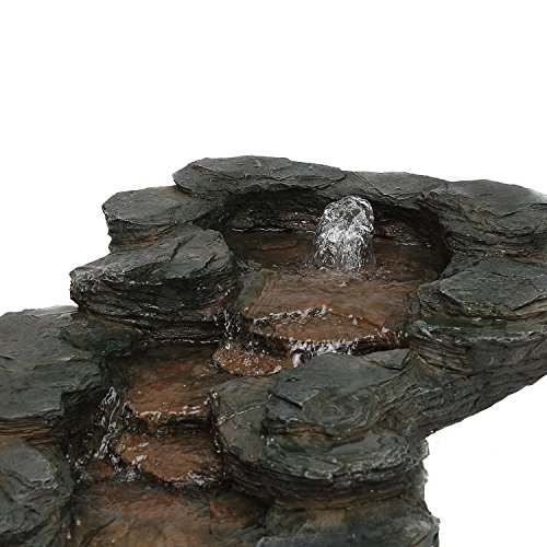 Köhko Bachlauf Elbe-Quelle Wasserfall Zulauf 140011