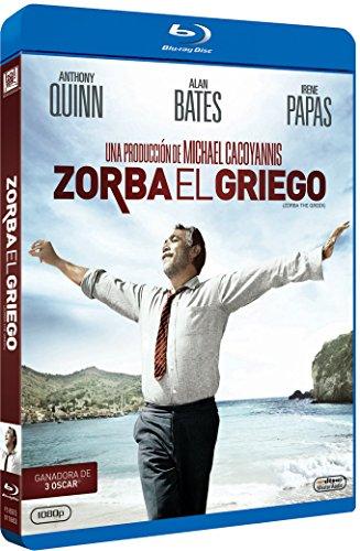 Zorba El Griego [Blu-ray] 519 PP0zOdL