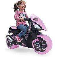 INJUSA - Moto Scooter Dragon Hello Kitty, de 6 V (6874)
