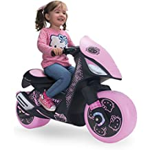 INJUSA - Moto Scooter Dragon Hello Kitty, de 6 V (6874)