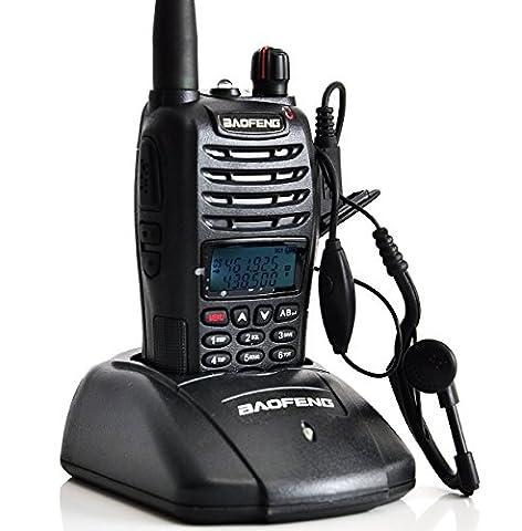 Mengshen® Baofeng UV-B6 Funkgeräte Two-Way Radio Handfunkgerät Portable Handheld Transceiver