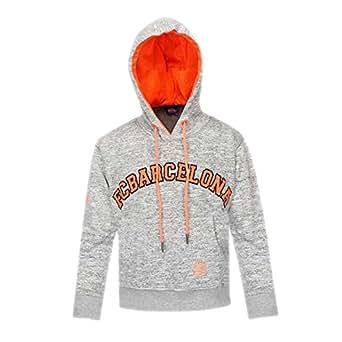 c8d6045da Fc Barcelona Boys Hooded Printed Sweatshirt  Amazon.in  Clothing ...