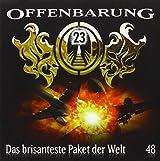 Offenbarung 23, Das brisanteste Paket der Welt, 1 Audio-CD
