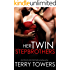 Her Twin Stepbrothers (MFM Menage with BONUS novel Failure to Stop)