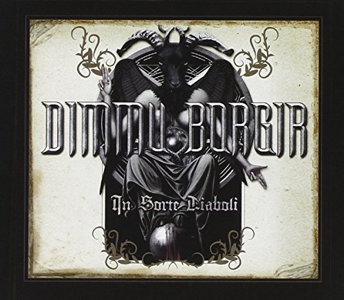 In Sorte Diaboli (Ltd. Ed. Digi CD/DVD) by Dimmu Borgir (2007-04-24)