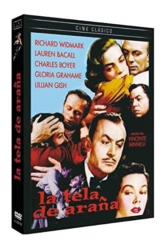 la-tela-de-arana-dvd