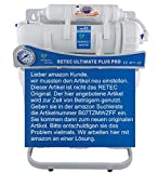 Osmoseanlage 600 GPD Perfect Water No. 1 Ultimate Plus PRO 2019 Direct Flow kein Tank nötig Umkehrosmosewasserfilter Wasserfilter Trinkwasser Umkehrosmose Reverse Osmosis