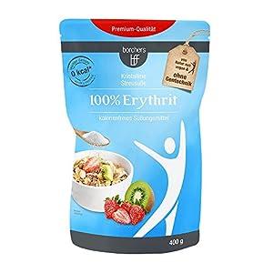 borchers 100 % Erythrit | Zuckeralternative | Kalorienfrei | Erythritol | Aus...