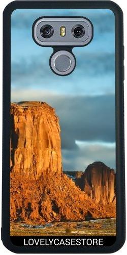 SilikonHülle für LG G6 - Grand Canyon Arizona USA Wüste USA Arid