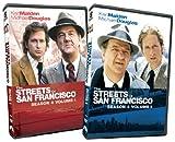 Streets of San Francisco: Season Four 1 & 2 [Import USA Zone 1]