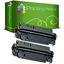 Pack 2 Unidades Tóner compatible con Imageclass 2200 / 2210 / 2220 / 2250 / LBP-1610 / LBP-1620 / LBP-1810 / LBP-1820 / LBP-62x / LBP-840 / LBP-850 / LBP-870 / LBP-880 / LBP-910 / FP-300 / FP-400 / GP-160F / HP Laserjet 5000 / 5100