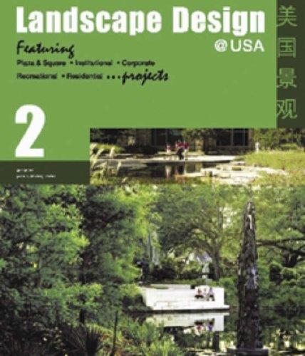 Landscape Design USA par Collectif Pace Publishing