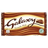 Galaxy Milk Chocolate Block, 114 g