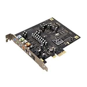 Creative Sound blaster X-FI Titanium Carte son PCI Express pour Jeux vidéos / X-Fi