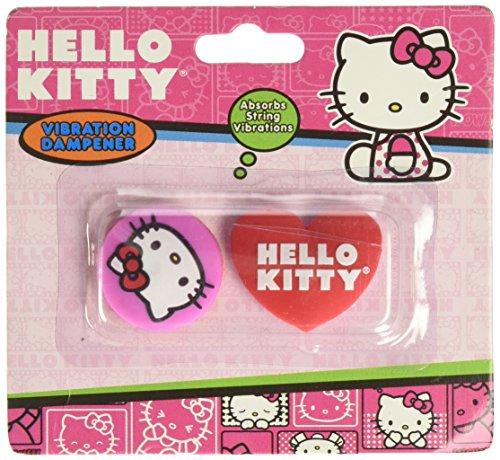 Hello Kitty Sport Gesicht und Herz Vibration Dämpfer