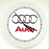 Reloj de pared Audi