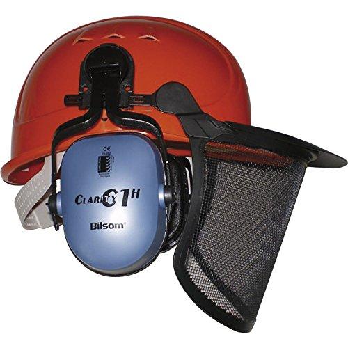 HOWARD LEIGHT 1006142 Forsthelm-Set: Helm+Visier+Gehörschutz