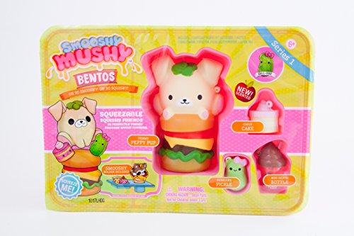Smooshy Mushy 34847 Plastic Bento Box - Pup, Actionfigur