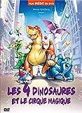 Les 4 Dinosaures et le cirque magique / Phil Nibbelink, Dick Zondag, Ralph Zondag...[et al.], réal. | Nibbelink, Phil - Réal.. Monteur