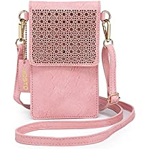 2a4e1a08ec400 Suchergebnis auf Amazon.de für  handytasche zum umhängen - Pink