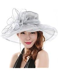 8314e0ccb Amazon.co.uk: Grey - Sun Hats / Hats & Caps: Clothing