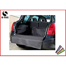 SEAT LEON CUPRA 14-ON - S-Tech| Car Boot Trunk Liner | Durable Lip Protector | Heavy Duty | Water Resistant | FREE S-TECH Pen